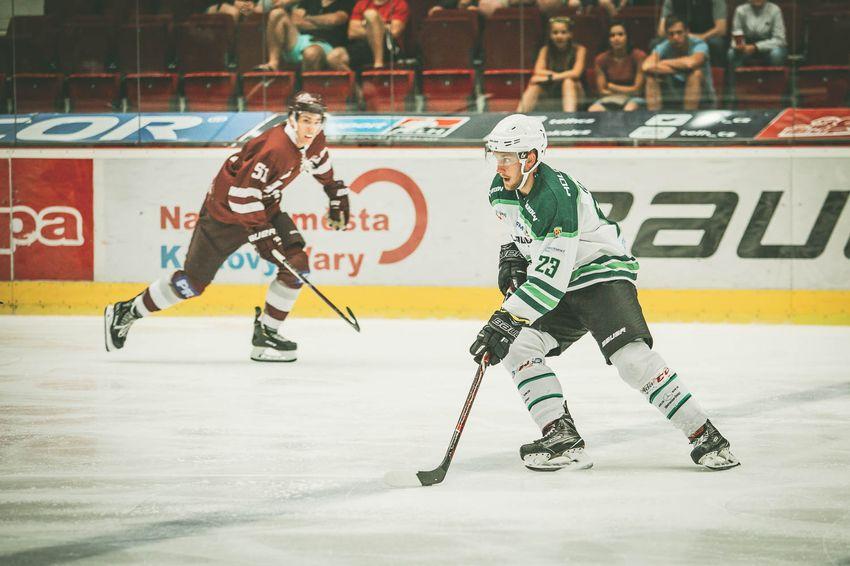 Mikúš: Se Znojmem to byl úplně jiný hokej