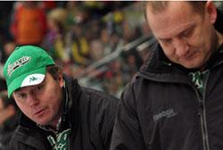 Badouček - Pešout, trenérské duo, které povede tým i v následující sezoně