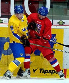 Švédové pohodlně dokráčeli za turnajovým prvenstvím